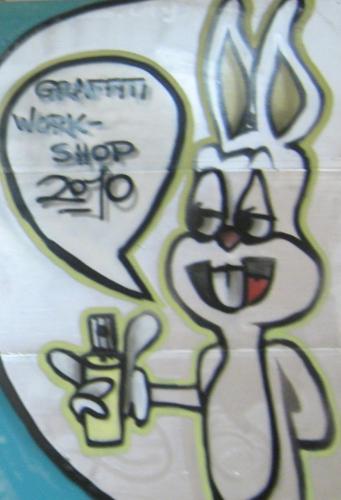 Graffiti-Workshop 2010