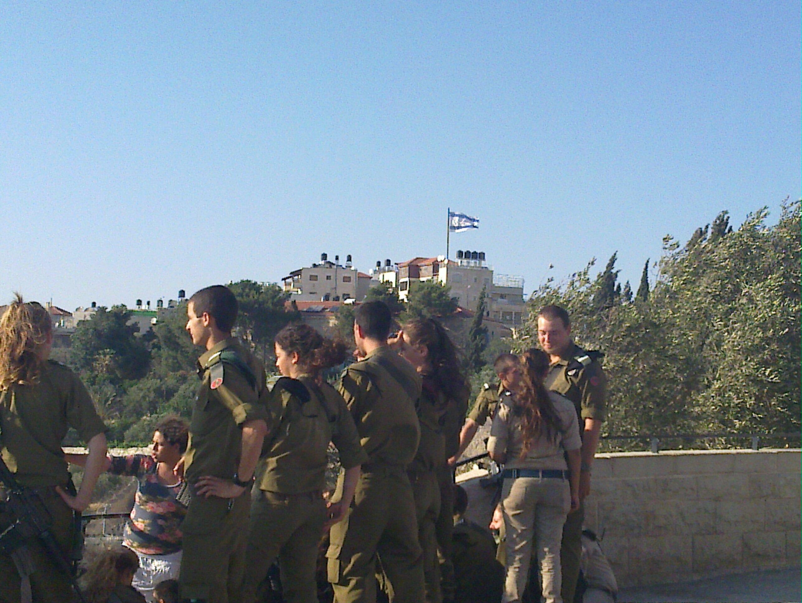Streifzug durch Jerusalem