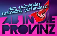 Ab in die Provinz – Nazi-Festival im Eichsfeld verhindern