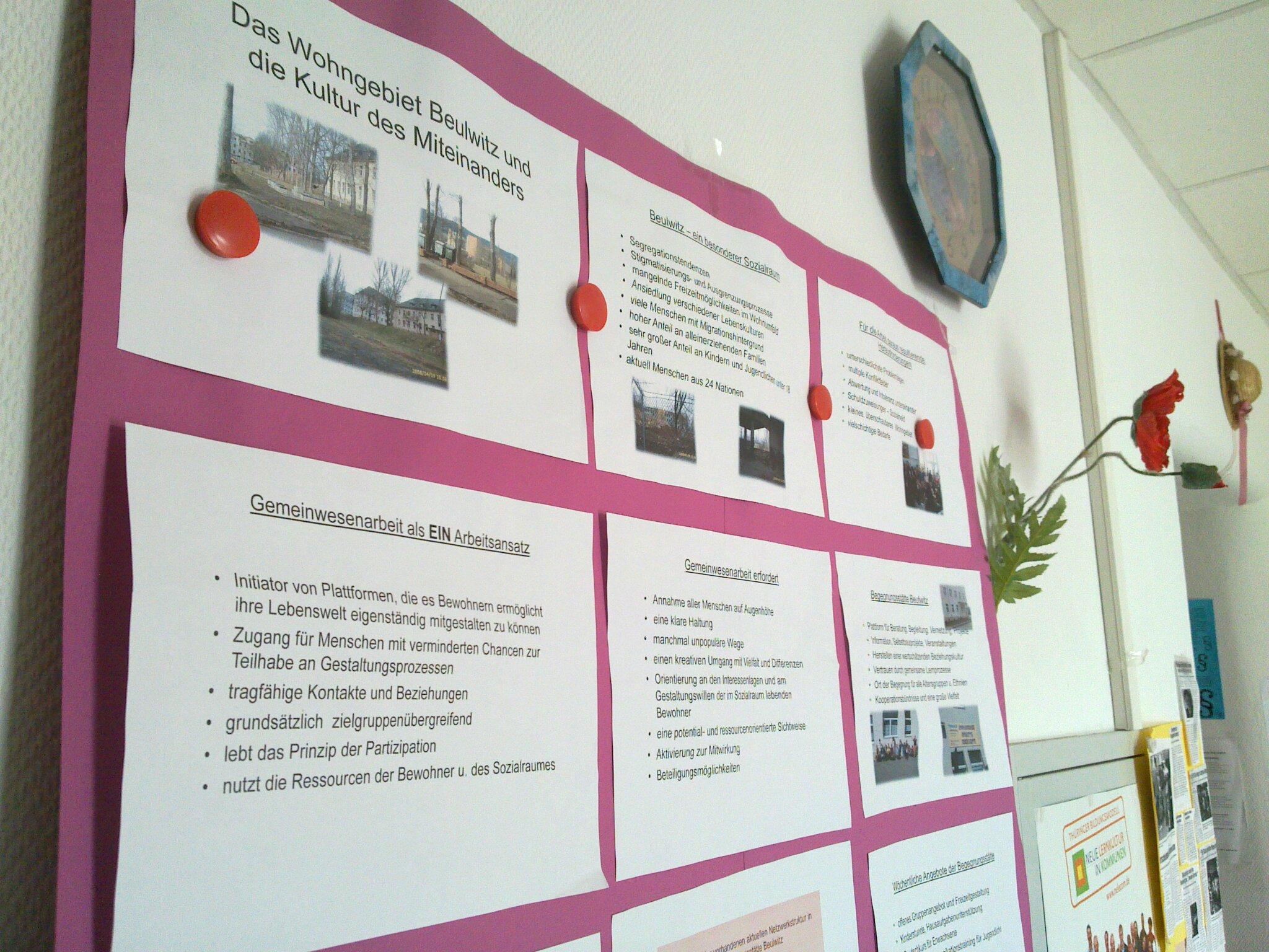 """Unterstützung für die Projektinitiative """"Spielplatz Kunterbunt"""""""