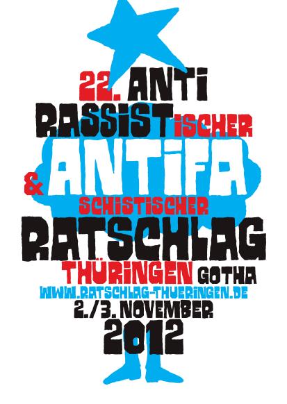 22. Antirassistischer und antifaschistischer Ratschlag in Gotha: Landrat Gießmann bremst gesellschaftspolitisches Engagement aus