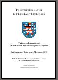 Neuer Thüringenmonitor 2012 erschienen [PDF]
