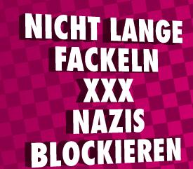 Dresden, 13. Februar 2013  – Naziaufmarsch & Gegenaktionen