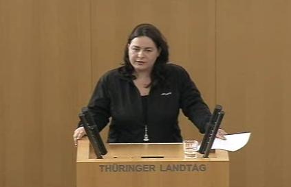 Katharina König im Landtag zu parlamentarischen Gremien der Kinder- und Jugendarbeit
