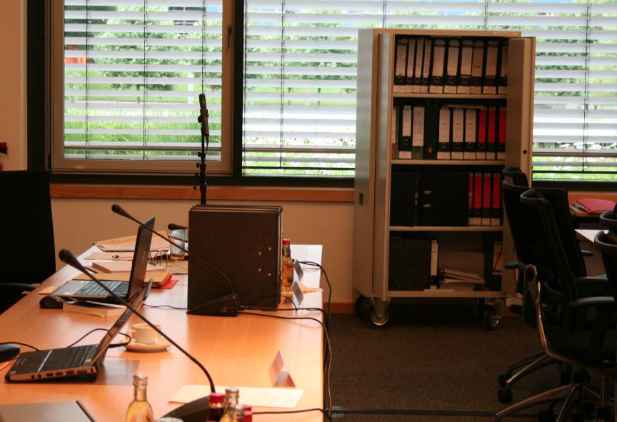 Einladung zum Thüringer NSU-Untersuchungsausschuss: 5.9. und 9.9.