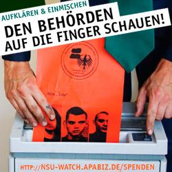 Zwischenresümee NSU-Watch zur Begleitung des Prozesses am OLG München