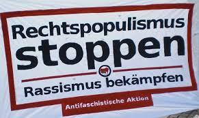 Keine Unterstützung für rechtspopulistische Verschwörungstheoretiker!