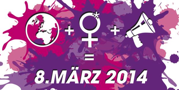 Frauen*kampftag 2014