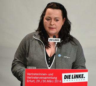 Katharina König & Rainer Kräuter auf LINKE-Landesliste gewählt