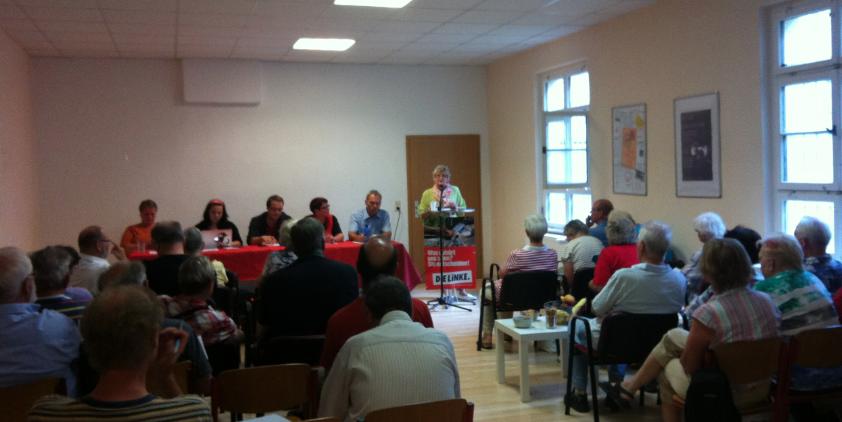 Am 14. September 2014 eine neue Landrätin für den Landkreis Saalfeld-Rudolstadt wählen!