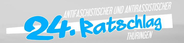 Antirassistischer und antifaschistischer Ratschlag am 7./8. November 2014 in Erfurt