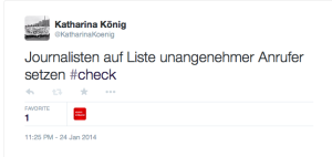 04. tweet Journalisten-Anrufer