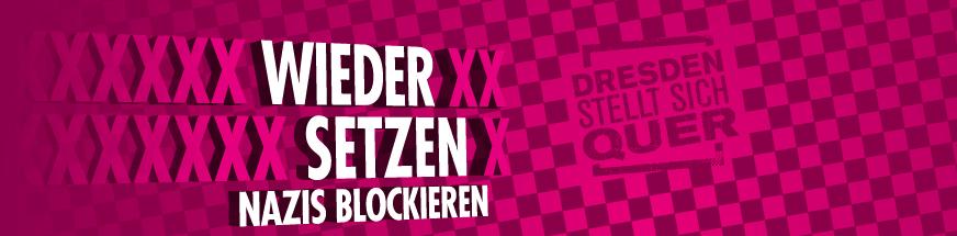 13. Februar 2015 Dresden – Bus ab Saalfeld (Gegen Nazis & Opfermythos)