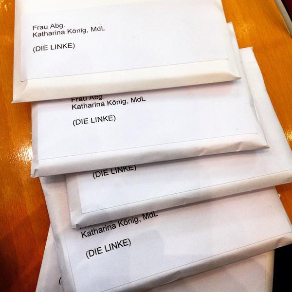 Landeshaushalt 2015 beschlossen: Weniger Geld für Verfassungsschutz, mehr Geld für Landesprogramm gegen Rechts & Unterstützung für Freifunk