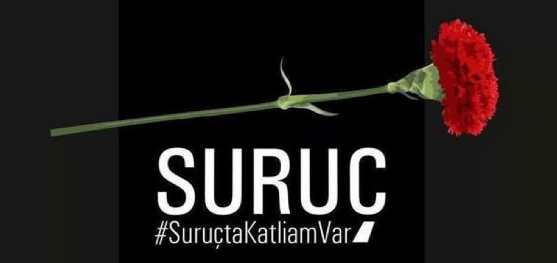 Suruc in der Türkei: Anschlag auf die Solidarität und die Jugend