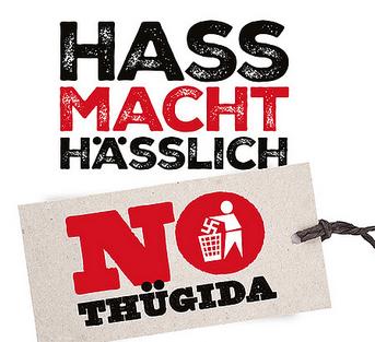 Spontandemo der Neonazis am 20. August 18 Uhr in Suhl – Gegenproteste unterstützen!