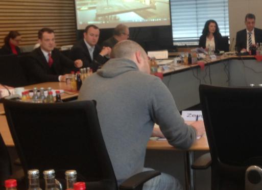 UA 6/1 Protokoll 11.02.2016 – 2. Thüringer NSU-Untersuchungsausschuss (Polizei, Rundumermittlungen Wohnmobil und Sparkasse)