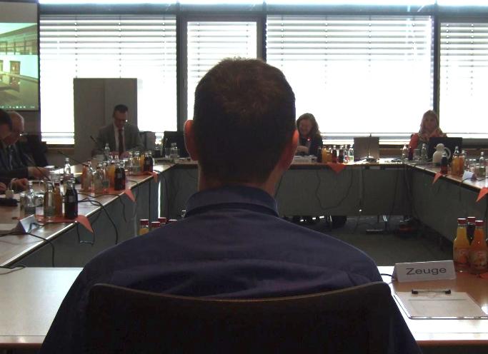 UA 6/1 Protokoll 26.02.2016 – 2. Thüringer NSU-Untersuchungsausschuss (Rundumermittlungen und Polizei-Hubschraubereinsatz)