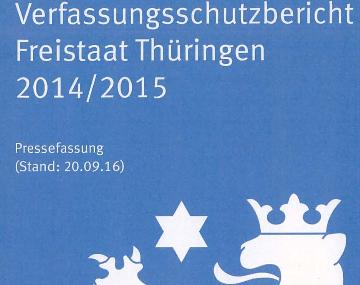Kritik am Verfassungsschutzbericht