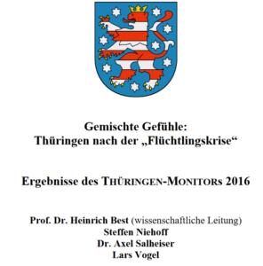 Thüringen Monitor