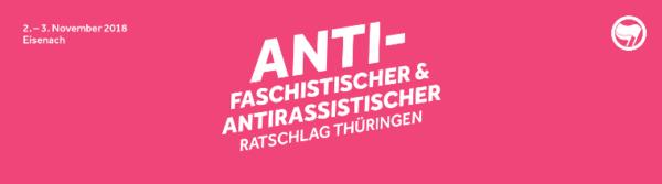 Antifaschistischer Ratschlag in Eisenach