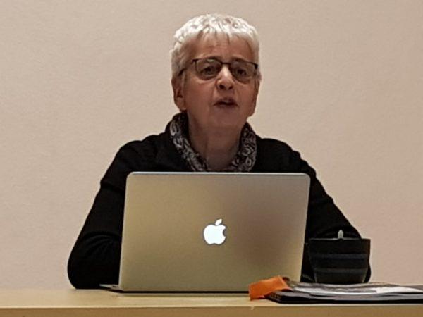 """""""Ein Festival der Demokratie"""" – Diskussionsabend mit Christiane Schneider"""