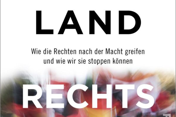 """Buchvorstellung """"Deutschland rechts außen"""" mit Matthias Quent"""