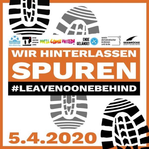 Save them all! #LeaveNoOneBehind